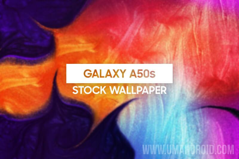 Download Wallpaper Bawaan Hp Samsung Galaxy A50s Official Umahdroid