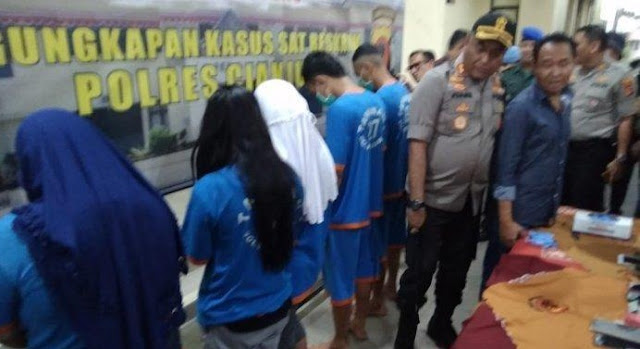 Dismantled Trafficking in Persons With Middle East Tourists