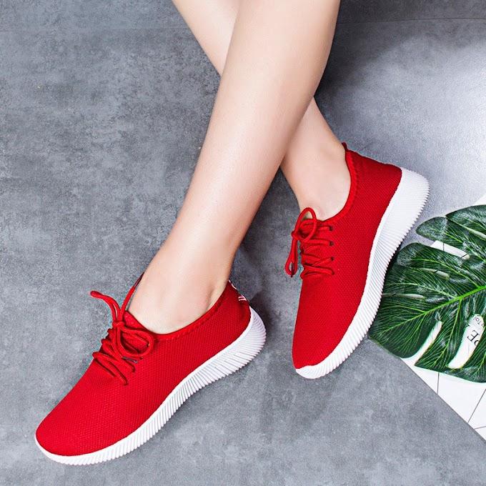 Giày độn thể thao nữ