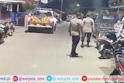 Pantau Situasi Kamtibmas di Bulan Suci Ramadhan, Personil Polsek Anggeraja Lakukan Patroli Blue Light