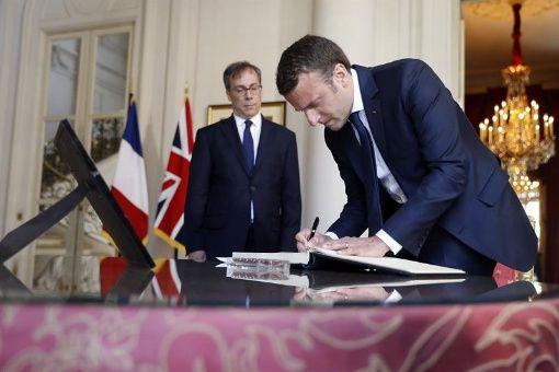 Macron solicitará al Parlamento extender estado de emergencia