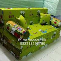 Sofa bed Inoac motif Keropi inoactasik