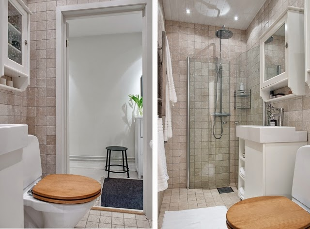 5 Gorgeous Scandinavian Bathroom Ideas: 27 Ideas With Scandinavian Charm