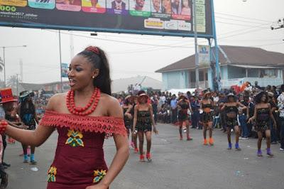I Truly Felt Like A Queen@ Calabar Carnival – Ada Imo (photo)