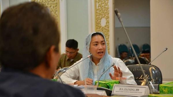 Perlawanan Rahayu Saraswati Setelah Dilecehkan Foto 'Coblos Udelnya'