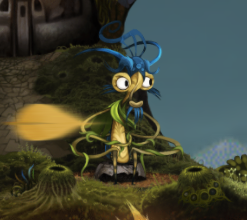 https://www.kongregate.com/games/CrounchyBrothers/shamaniac