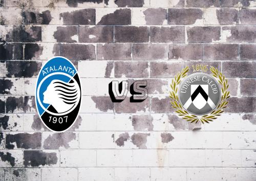 Atalanta vs Udinese  Resumen