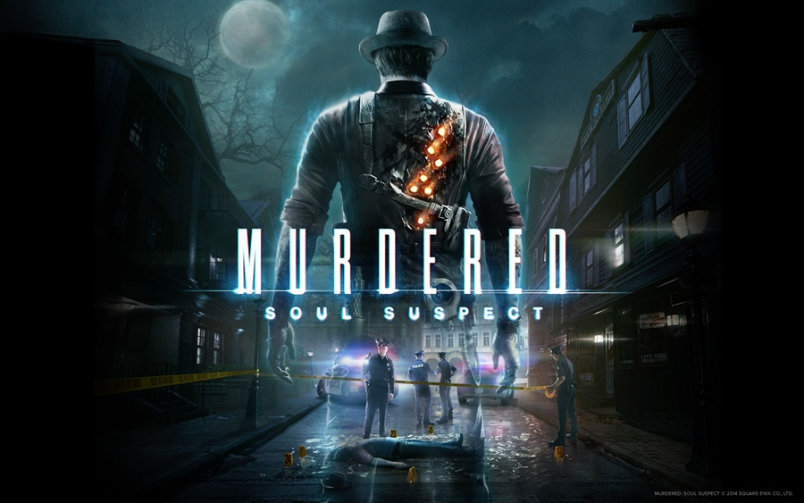 Murdered Soul Suspect Download Poster