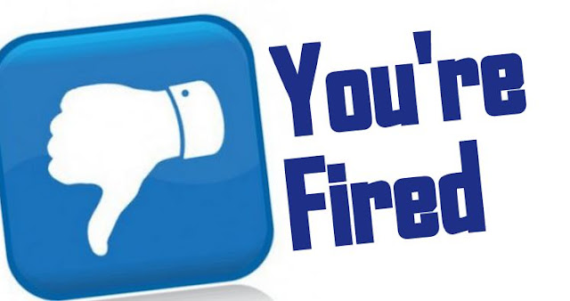 How Can Social Software Get You Fired [Infographic]