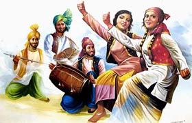 पंजाब का लोक संगीत   Folk Music of Punjab in Hindi