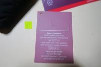 Etikett: Beauty SleepLeggings ALHENA - Anti-Cellulite Schlaf-Hose (3/4 Capri Leggings) mit hautpflegender und thermoregulierender Funktion für die Nacht