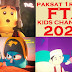 Paksat 38E FTA Kids Channels 2020