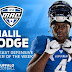 UB's Khalil Hodge once again named MAC East Defensive Player of the Week