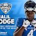 UB's Khalil Hodge once again named MAC East Defensive Player of the Week
