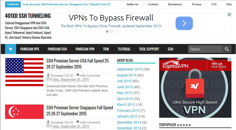 Free download vpn singapore