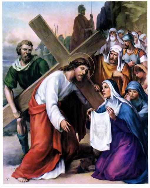 14 Perhentian Jalan Salib Sesuai Kitab Suci