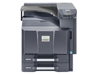 high surgery printer has a vast array connected amongst versatile features in addition to every bit good opti Kyocera Ecosys FS-C8650DN Driver download, review