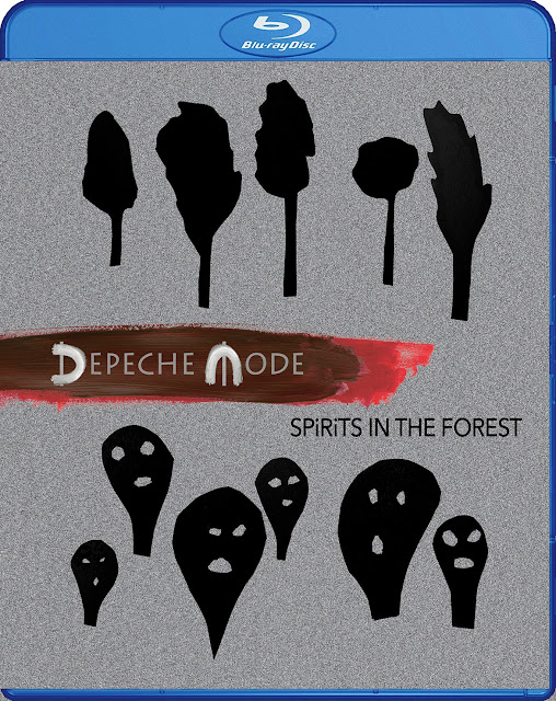 Depeche Mode: Spirits in the Forest [2xBD25]