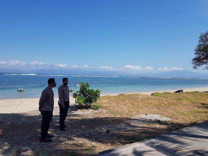 Terjun Langsung Ke Sejumlah Obyek Wisata, Kapolres Dompu: Kami Tidak Mau Terlena