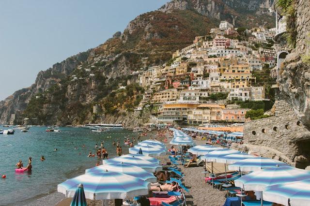 Atrativos em Positano na Costa Amalfitana