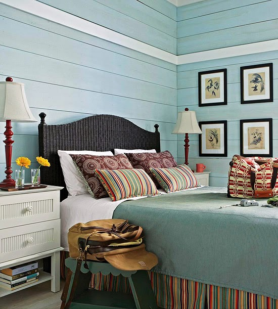 33 Smart Small Bedroom Design Ideas: Modern Furniture: 2014 Smart Small Bedrooms Decorating Ideas
