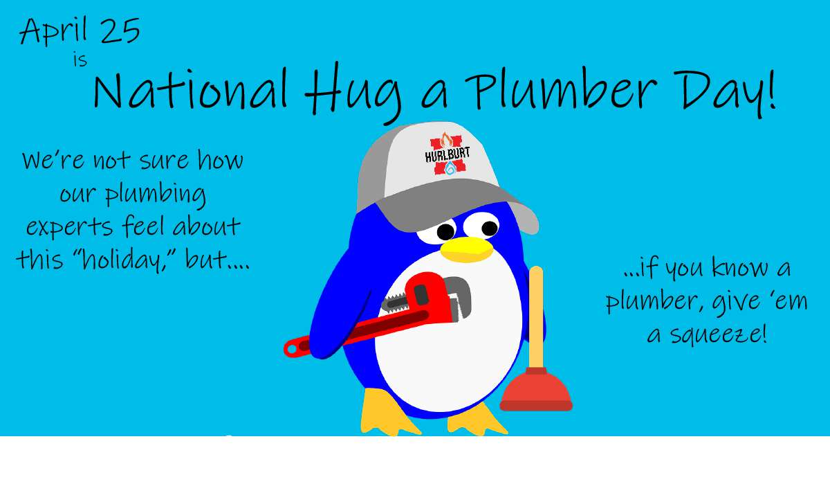 National Hug a Plumber Day Wishes for Whatsapp