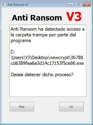 Programa Anti Ransom 3.0