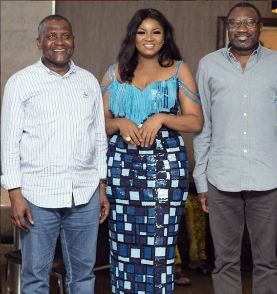 Omotola-Jalade-Ekeinde-Aliko-Dangote-Femi-Otedola-Donald-Duke-Alter-Ego-private-viewing-2