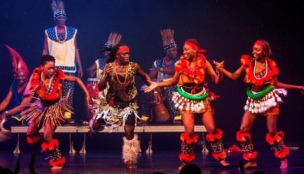 African Dance Classes London