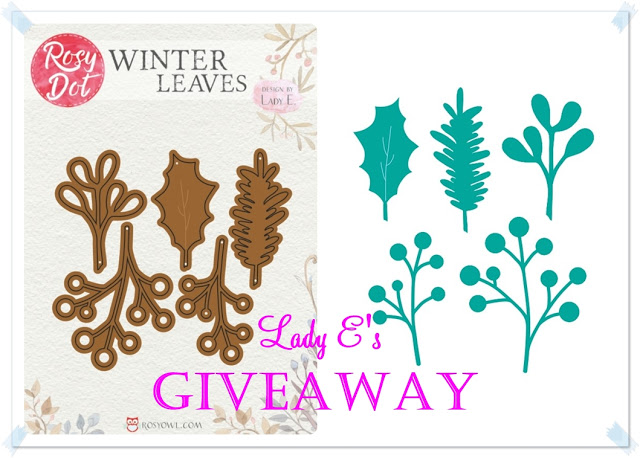 Lady E's giveaway
