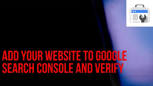 Submit a website to google search console and verify Bangla