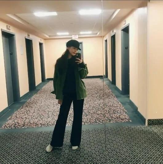 Postingan pertama Goo Hara di SNS setelah skandal Video Panasnya