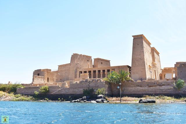 Cómo llegar al Templo de Philae