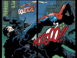 gambar spiderman vs morlun