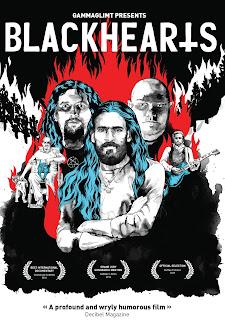 Blackhearts DVD