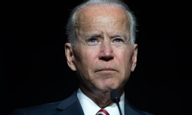 Joe Biden and the deranged policing of personal space