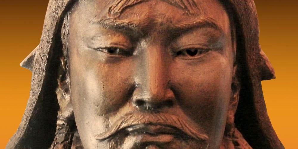 The mongolian khan on the turin fields bangs the dinara 2
