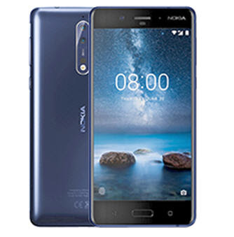 سعر و مواصفات هاتف جوال نوكيا 8 \ Nokia 8 في الأسواق
