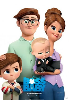 Film The Boss Baby (2017) Full Animation Movie