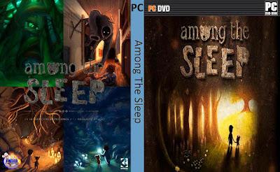 Jogo Among The Sleep PC DVD Capa