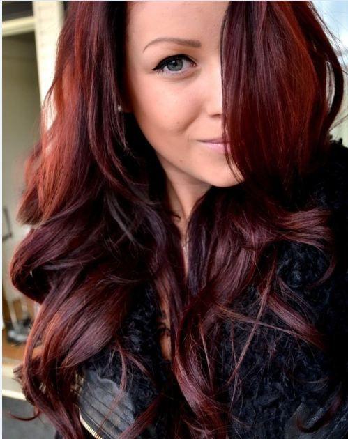 37 Flattering Auburn Hair Color Ideas Hairstylo