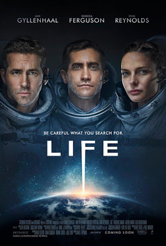 Life (BRRip 720p Dual Latino / Ingles) (2016)