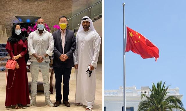 Tunisie: L'ambassade de Chine dément K2rhym