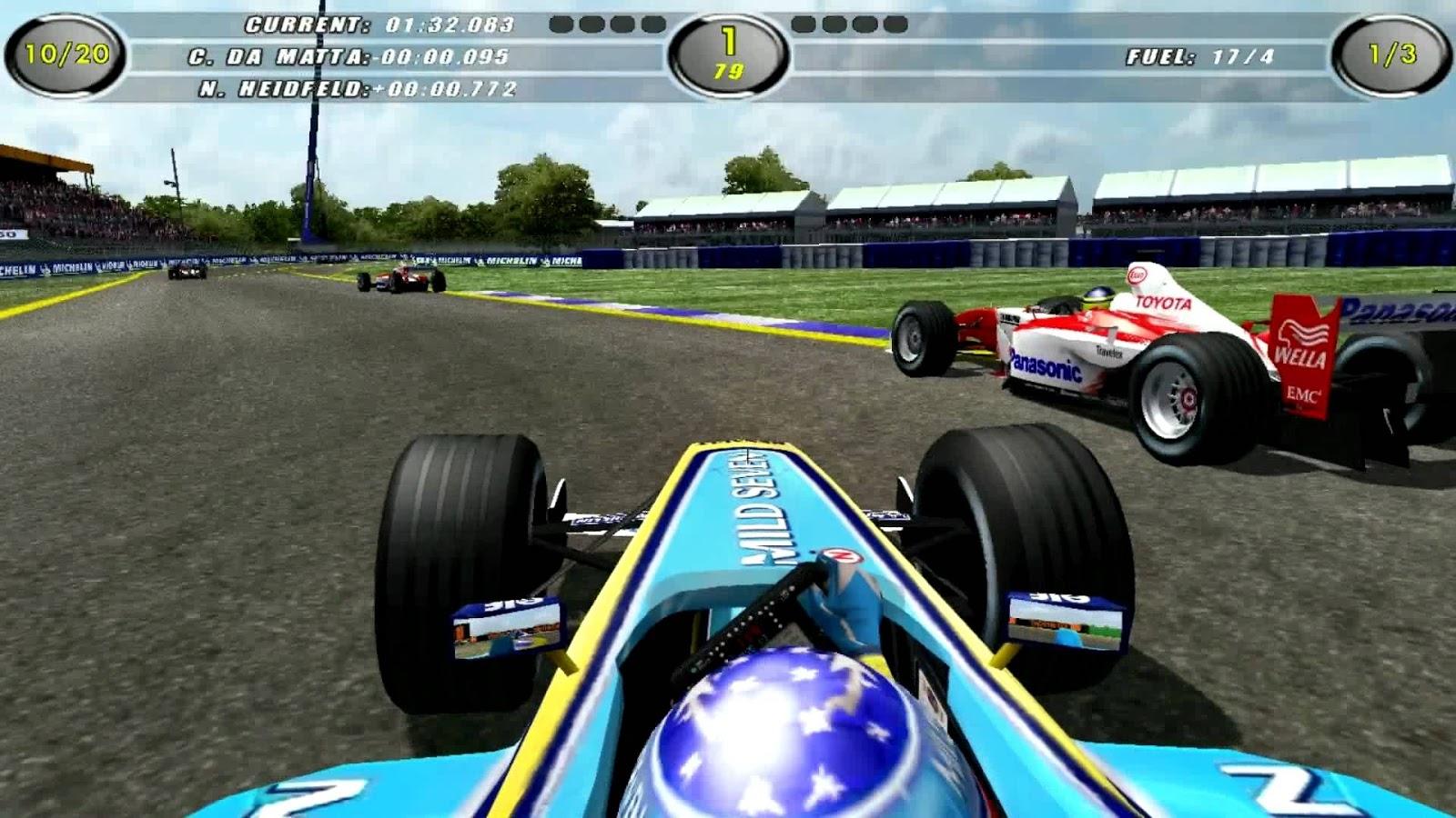 F1 challenge 99-02 1998 mod + download link youtube.