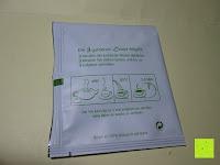 Tüte Rückseite: Emerail Premium Grüner Tee - Ziran