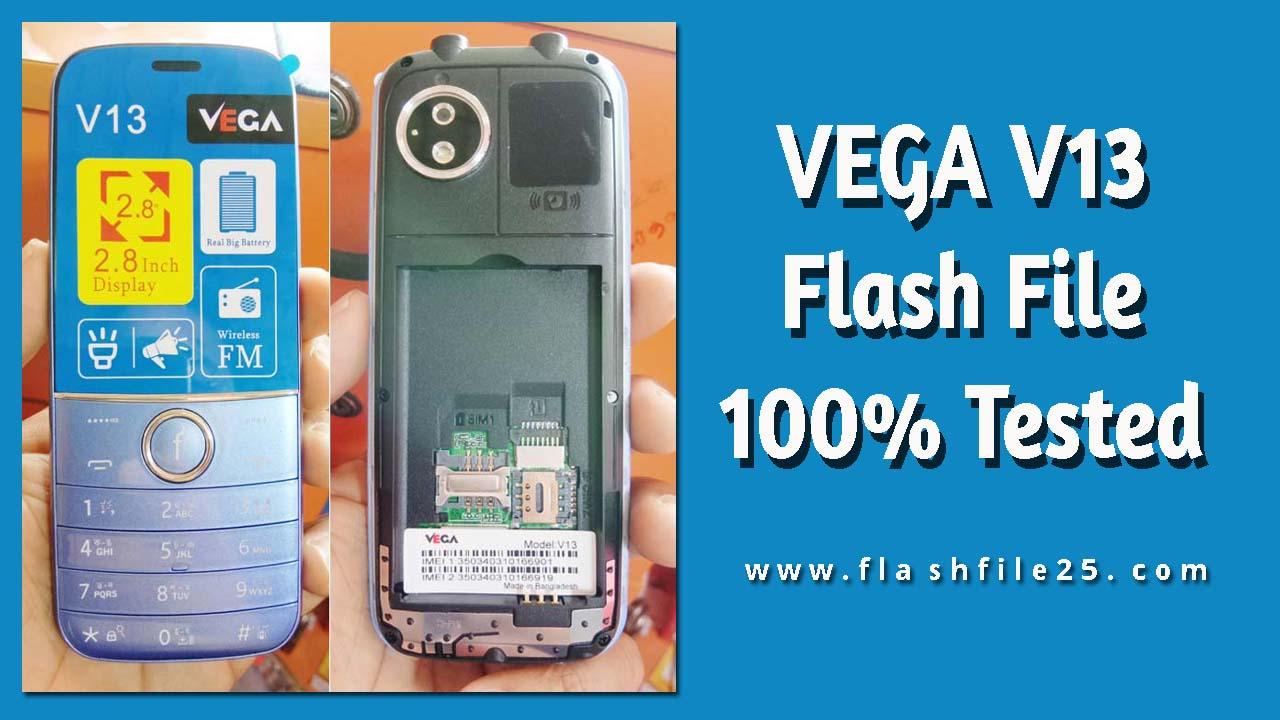 Vega V13 Flash File