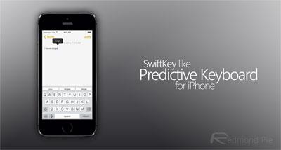SwiftKey Keyboard Akan Hadir iOS 8 !