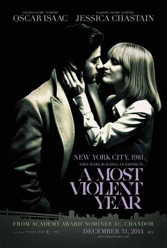فیلم دوبله: یک سال بسیار خشن (2014) A Most Violent Year