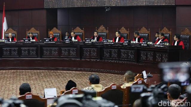 Game Over! Putusan Final MK: Gugatan Prabowo Ditolak!