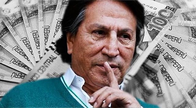 Alejandro Toledo sigue cobrando pensión vitalicia como expresidente del Perú